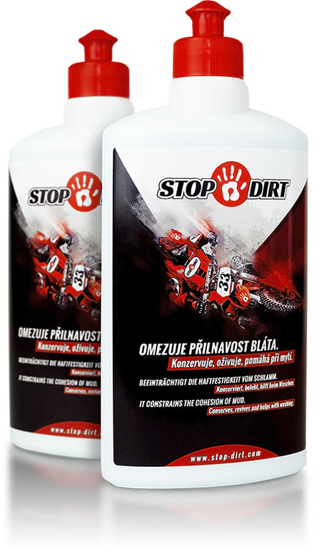 Stop-Dirt koncentrát 500 ml